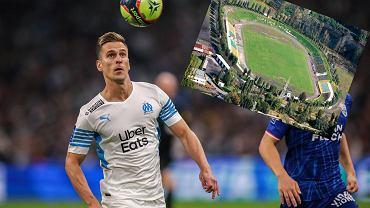 Arkadiusz Milik kupił stadion Rozwoju Katowice