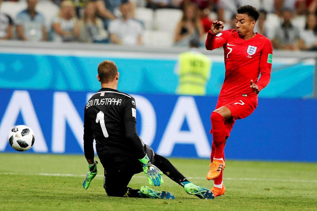 MŚ 2018. Tunezja - Anglia 1:2
