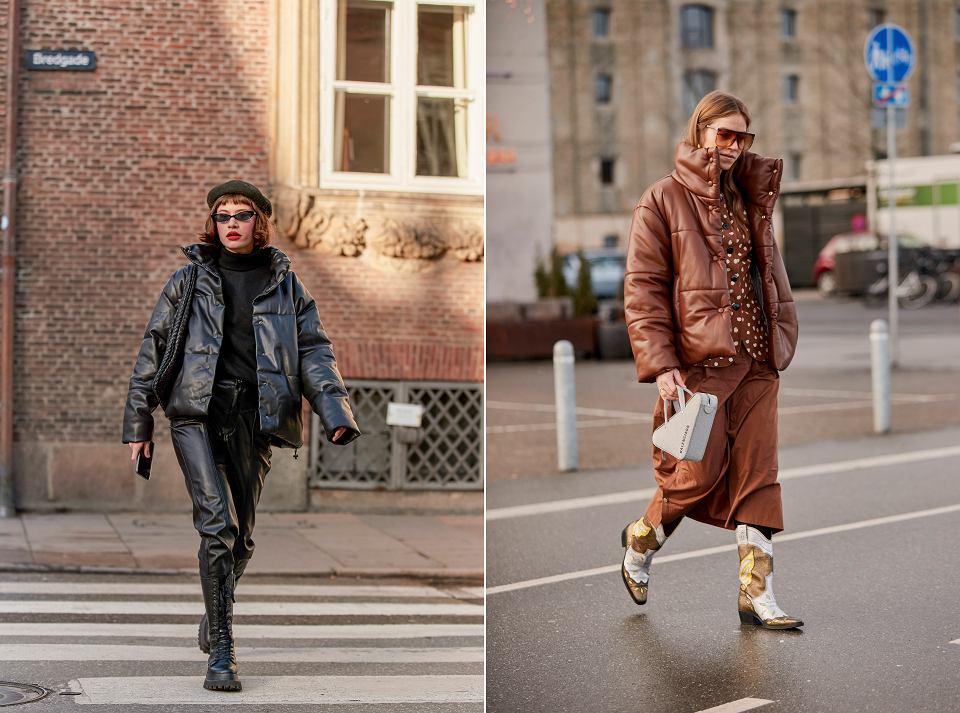 Stylizacje z kurtkami