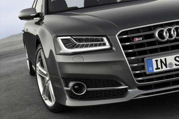 2014 Audi S8