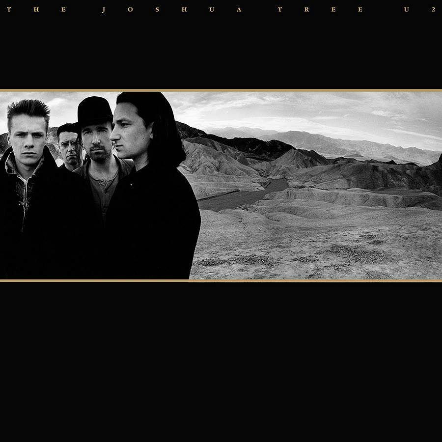 'The Joshua Tree' U2