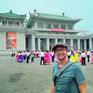 Wycieczki do Korei Północnej stają się coraz popularniejsze