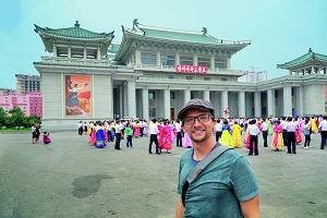 """Wakacje pod """"troskliwą opieką"""". Jak wyglądają wycieczki do Korei Północnej?"""
