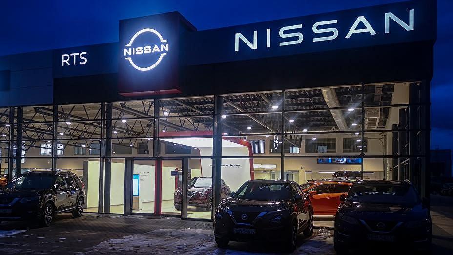 Nowy salon Nissana w Elblągu