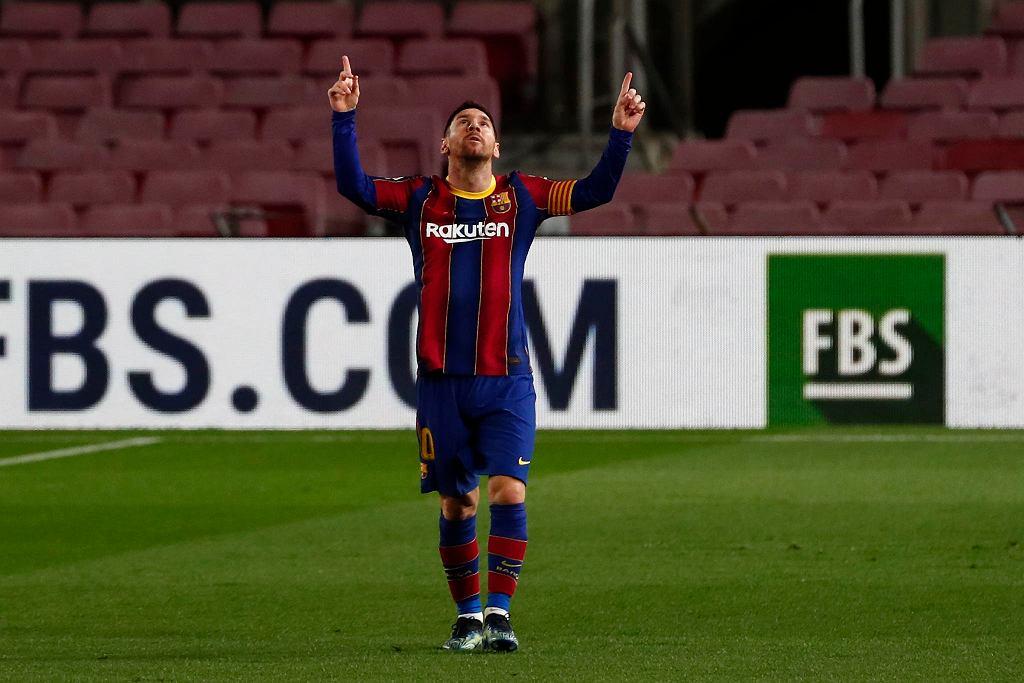 W dniu, w którym ujawniono jego zarobki, Leo Messi zagrał wspaniały mecz z Athletic Bilbao