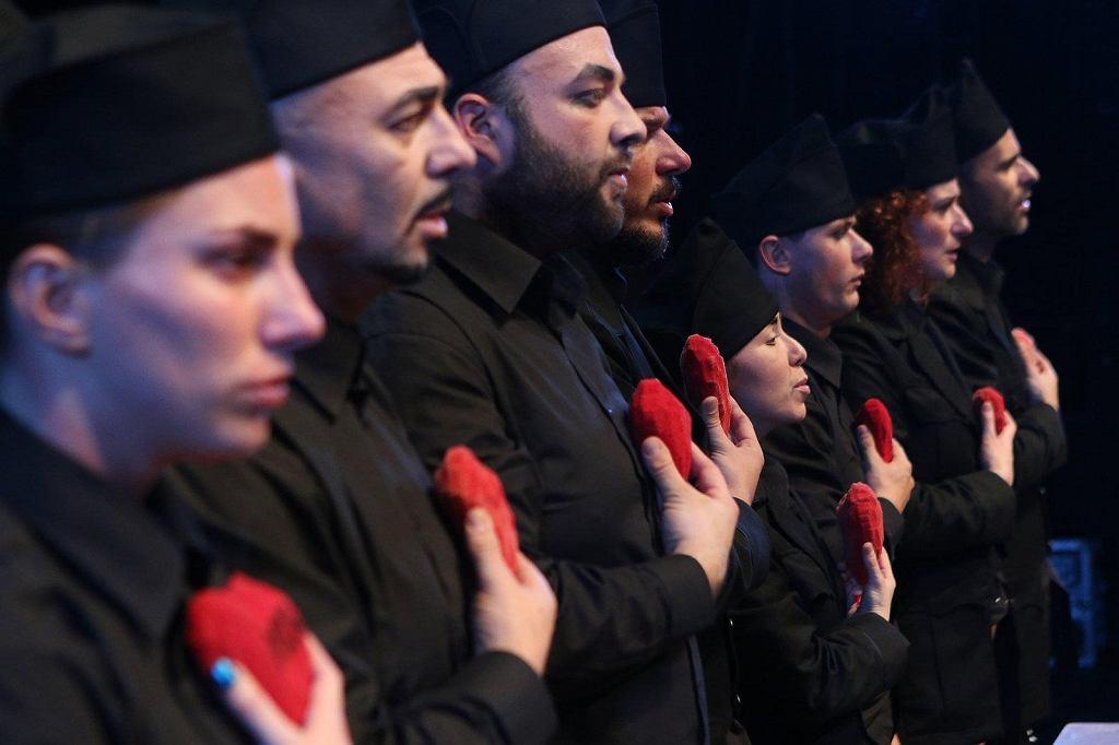 'Trylogia o chorwackim faszyzmie: cz. III Chorwacki teatr' / Z ARCHIWUM CHORWACKIEGO TEATRU NARODOWEGO W RIJECE