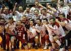 Turniej kwalifikacyjny siatkarzy do Rio 2016. Polska - Niemcy 3:2. CO ZA MECZ! Po awans w maju do Japonii!