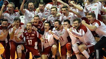 Radość Polaków po zwycięstwie nad Niemcami