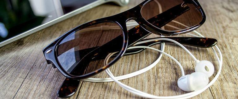 Okulary przeciwsłoneczne znanych marek: Ray-Ban, Big Star i sieciówki