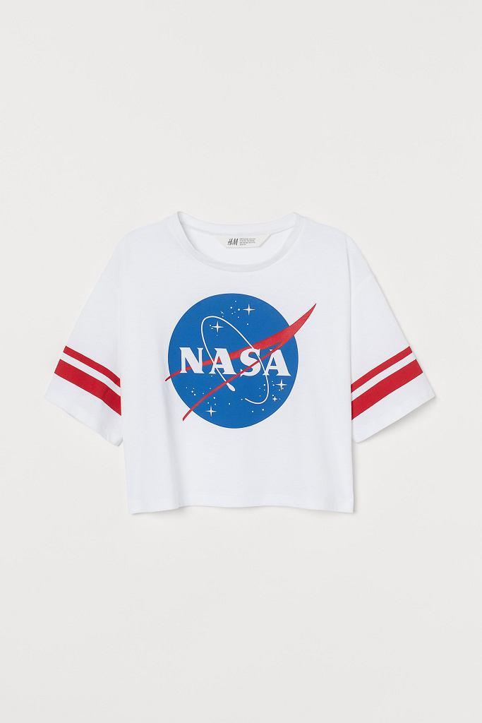 NASA jest dla dziewczyn. Propozycja sieci H&M z najnowszej kolekcji dla dziewczynek
