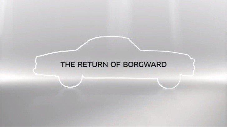 Borgward wraca