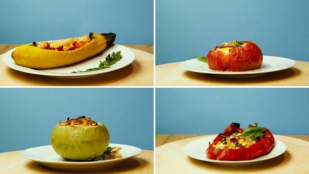 Faszerowane warzywa - nawPYCHAj im!