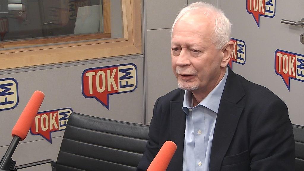 Michał Boni w TOK FM