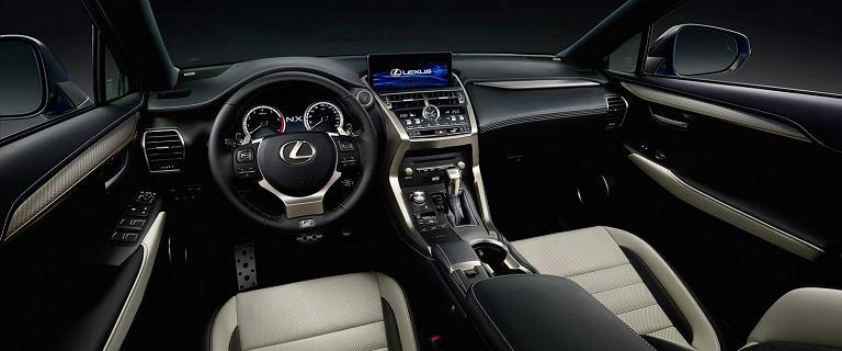 Jak brać leasing, to właśnie teraz. Duży SUV Lexusa w świetnej ofercie