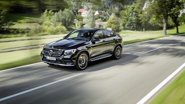 Mercedes GLC Coupe 43 AMG