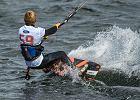 Półmetek Mistrzostw Polski w kitesurfingu