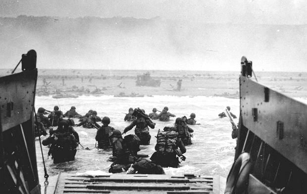 Lądowanie w Normandii, 6 czerwca 1944 r.