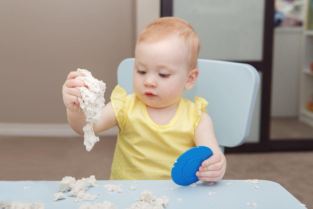 W żłobku na dzieci czeka wiele różnych aktywności