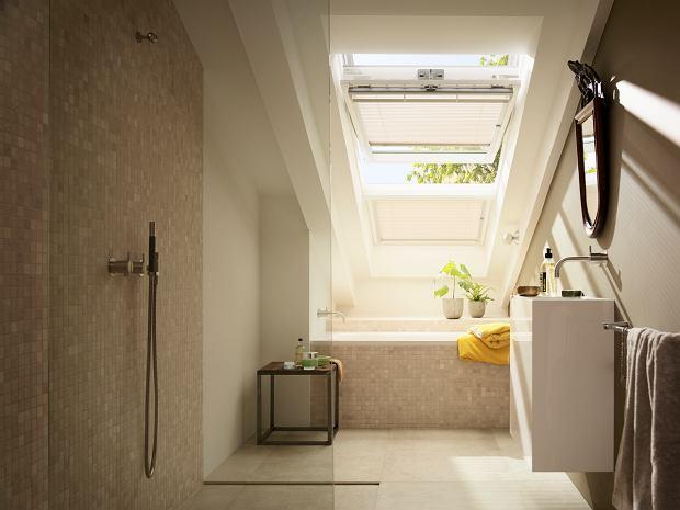 Odpowiednia wentylacja to kluczowy element funkcjonalności łazienki na poddaszu