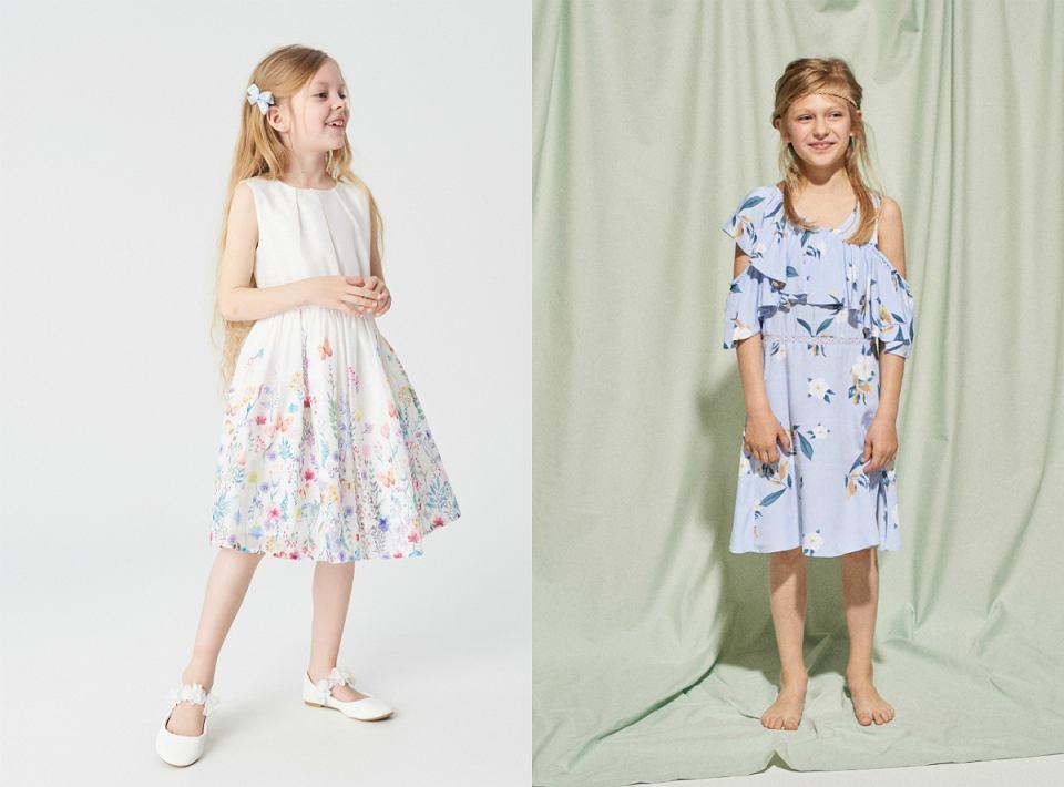 Sukienka dla dziewczynki Reserved