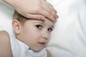 Trzydniówka - objawy wysypki u dzieci