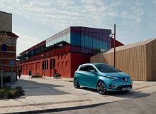 Odświeżone Renault ZOE - większa moc, zasięg prawie 400 km i tryb jazdy po mieście