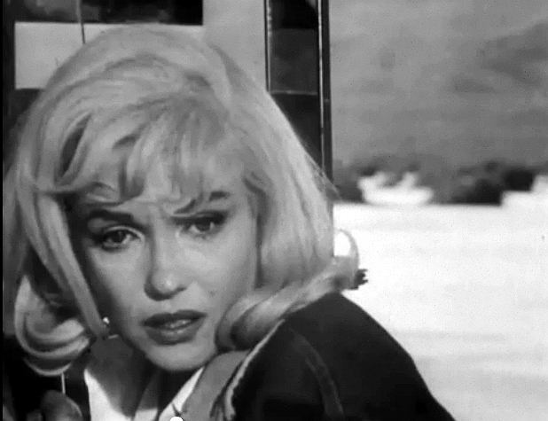 Marylin Monroe w 'The Misfits'
