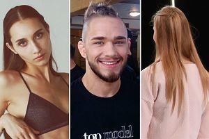 Daria Zhalina, Adam Niedźwiedź, finalistka Top Model