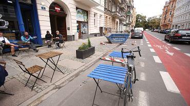 Restauracja Przystań na Kawę w Szczecinie