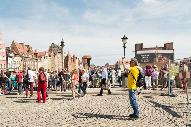 Turyści w Gdańsku. Czy polskim miastom też grozi overtourism?