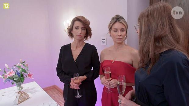 Mentorki i Małgorzata Rozenek w 'Projekt Lady'
