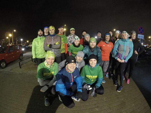 Projekt '10 maratonów z plusem'