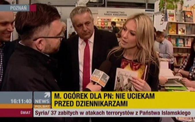Wywiad z Magdaleną Ogórekl