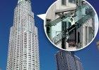 Zbudują szklaną zjeżdżalnię na szczycie wieżowca. To będzie jedyny taki taras widokowy na świecie