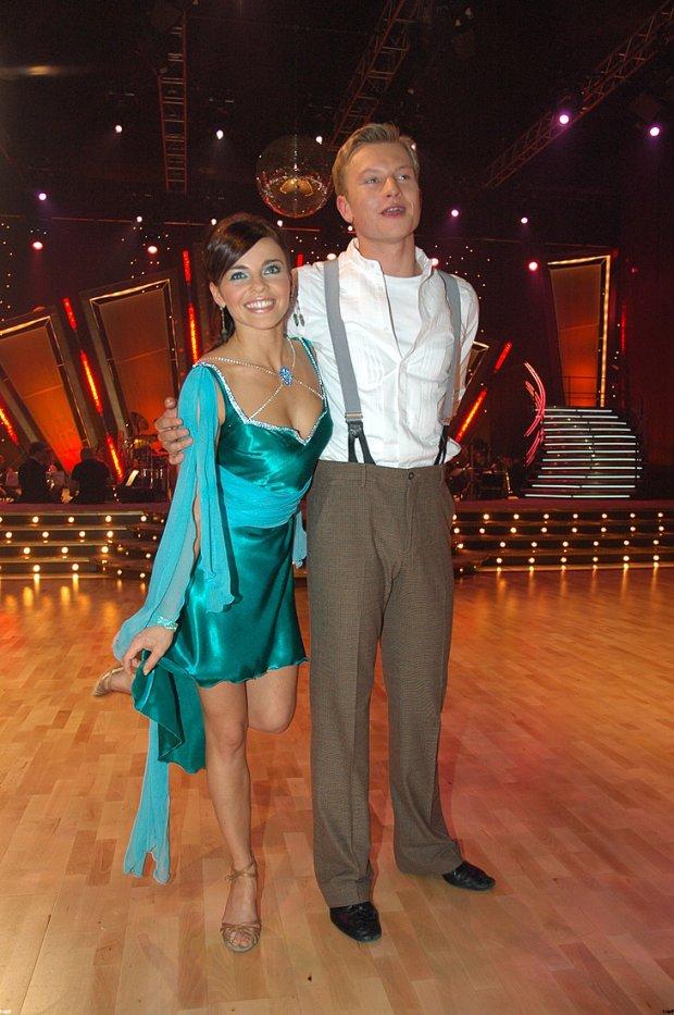 Edyta Herbuś, Kuba Wesołowski, Taniec z gwiazdami, 2005