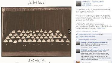 Zrzut z profilu facebookowego zespołu
