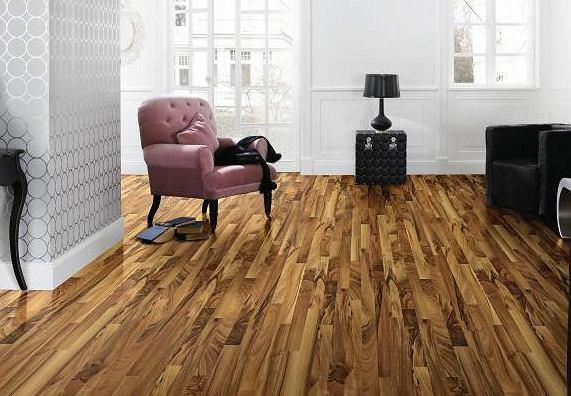 Panele laminowane imitujące drewno