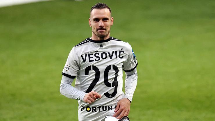 Marko Vesović może zostać w ekstraklasie. To byłby sensacyjny ruch