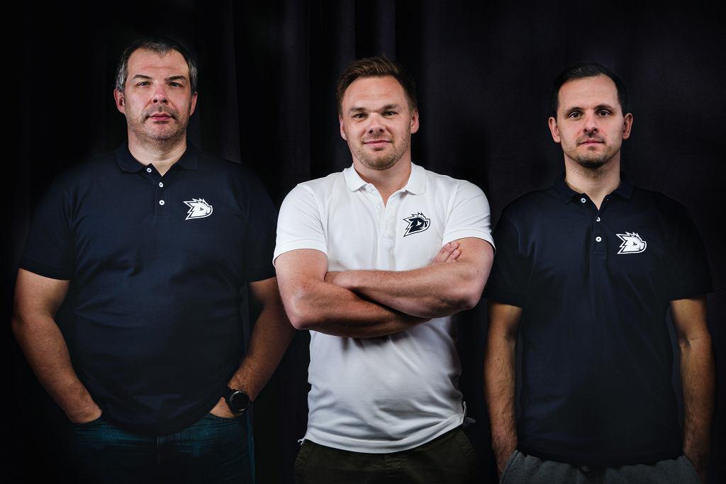 Piotr Bakun, Michał Szolc, Łukasz Pacocha
