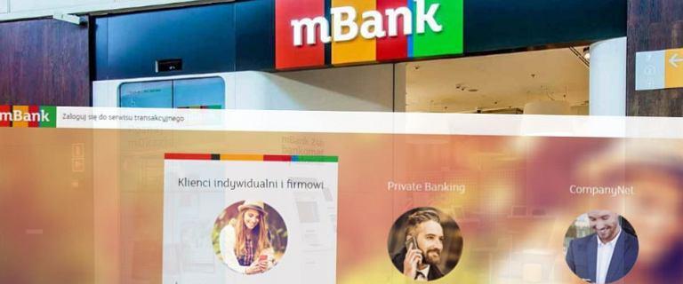 mBank zmienia sposób logowania. Rewolucja też w innych bankach