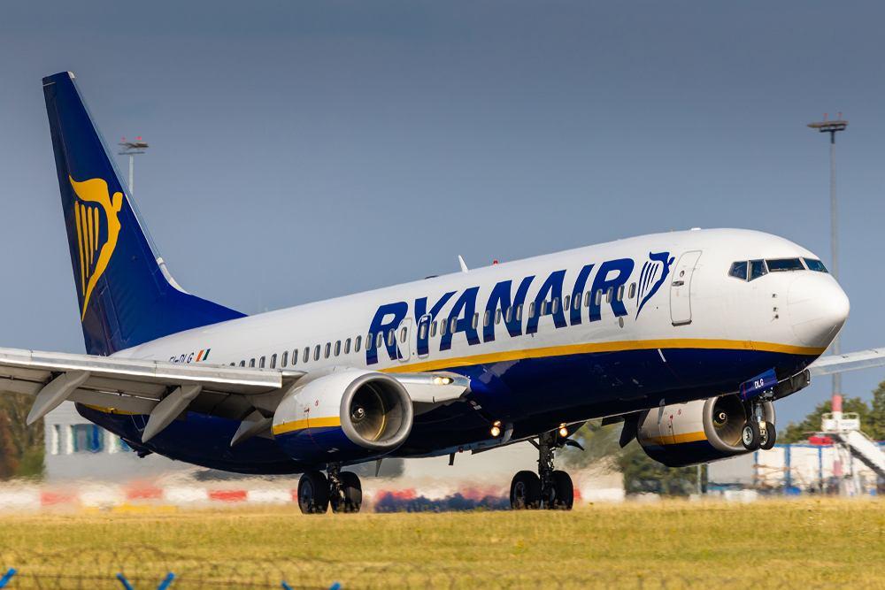 Ryanair zawiesza kilka tras z Polski