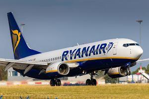 Ryanair robi wielką wyprzedaż. Bilety już za 19 zł. Promocja trwa 48 godzin