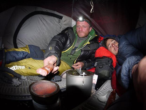 Zdjęcie numer 25 w galerii - Sen o Nanga Parbat trwa. Mackiewicz i Klonowski wracają w Himalaje. ''Zbiórka pieniędzy pokazała, że ludzie tęsknią za wolnością'' [WYWIAD]