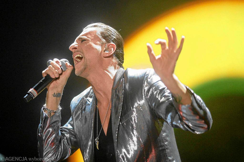 Koncert Depeche Mode w Łodzi, 2014 / TOMASZ STAŃCZAK