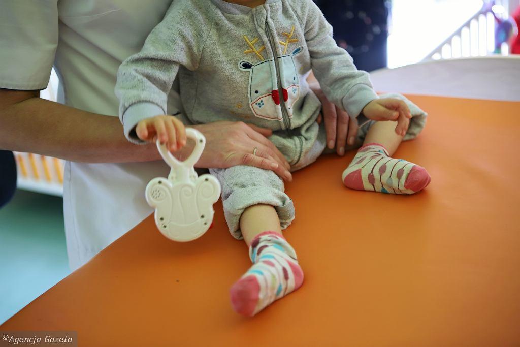 Losy dzieci pozostawionych w szpitalach