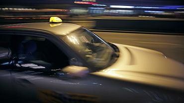 Taksówka (zdjęcie ilustracyjne)