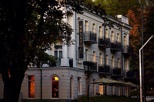 Hotel Bristol Art & Medical SPA w Busku Zdroju
