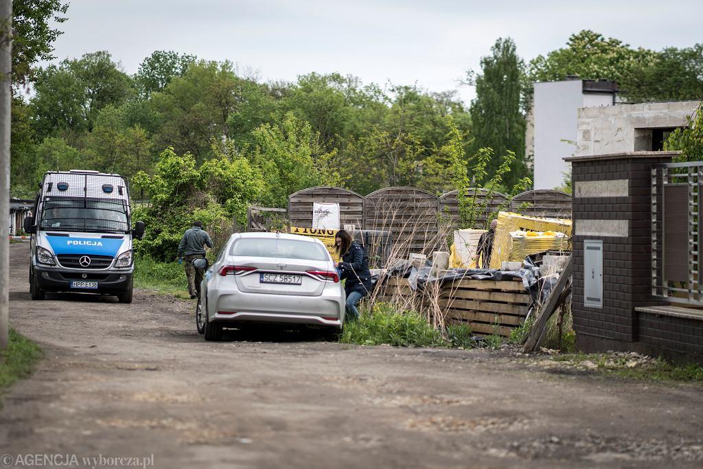 Zabójstwo 11-letniego Sebastiana - miejsce ukrycia zwłok