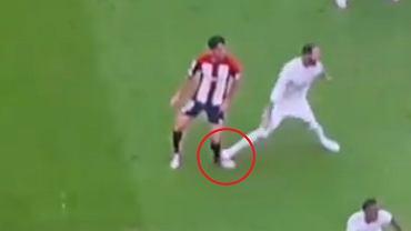 Kontrowersyjna sytuacja z meczu Athleticu z Realem