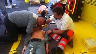 Szkolenia z zakresu pierwszej pomocy przy wstrząsie anafilaktycznym